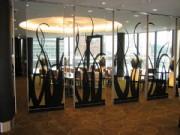 Panel walls_5-stars_Hyatt_Hotel_Dusseldorf